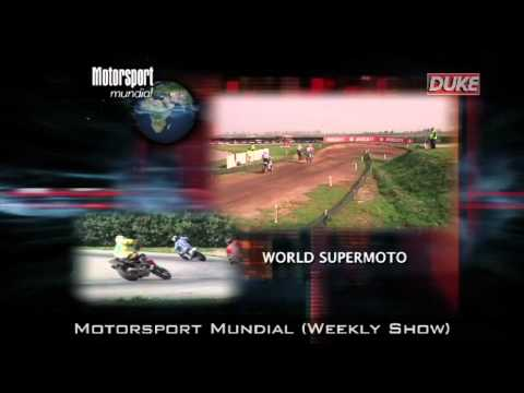 Motorsport Mundial - Weekly Show - News Format - 52 x23'