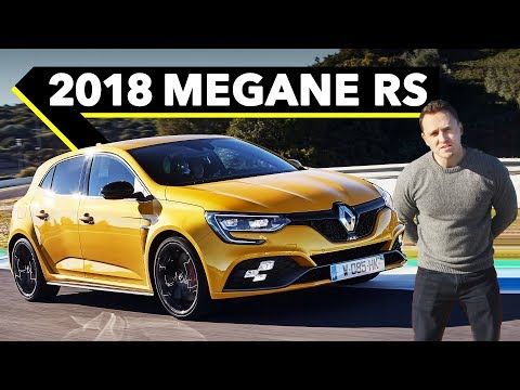 The 2018 Renault Megane RS Proves Power Can Be Overcome With Agility