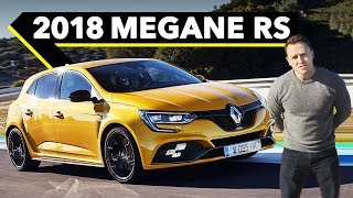 видео Renault Megane