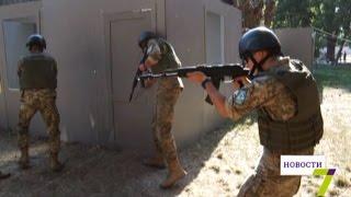 В Одесской военной академии открыли новый тренировочный комплекс