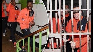 Mamadou Sakho Klopp Prank In Alcatraz Island | USA Tour 2016