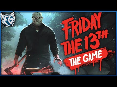 Český GamePlay | Friday the 13th: The Game #26 - Selfie s Ja