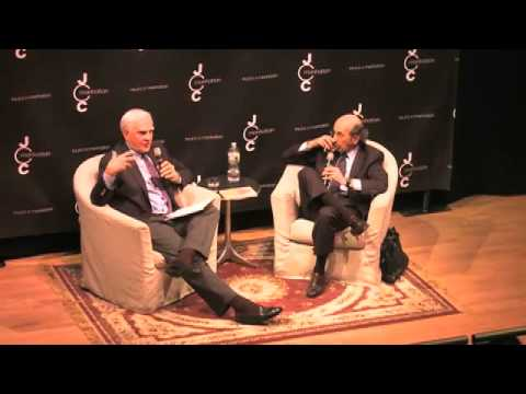 Learning Matters: John Merrow and Joel Klein at The JCC in Manhattan