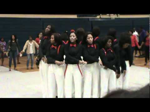 Sweetheart Song  Delta Sigma Theta Kappa Chi Untraceable FLAMES Fall 2k11