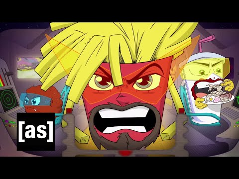 Aqua Teen Forever Intro | Aqua Teen Hunger Force Forever | Adult Swim