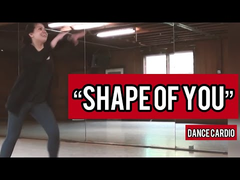 "Dance Cardio - ""Shape Of You"""