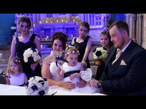 Ste and Amanda Prince Wedding Video at The Monastery Gorton