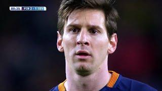 Lionel Messi vs Sevilla (Home) 15-16 HD 720p - English Commentary