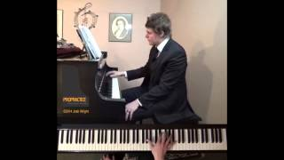 Chopin Etude in C-sharp minor, Op.10 No.4 - ProPractice by Josh Wright