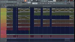 Look Alive - BlocBoy ft. Drake (FL Studio Remake)