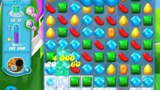 Candy Crush Soda Saga Level 447