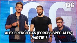 LE QG 54 - LABEEU & GUILLAUME PLEY avec ALEX FRENCH SAS (FORCES SPÉCIALES) - PARTIE 1
