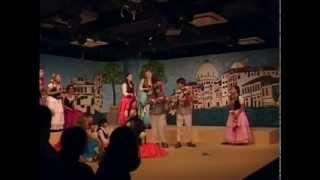 """""""Buon Giorno, Signorine"""" The Gondoliers---Extravaganza children"""