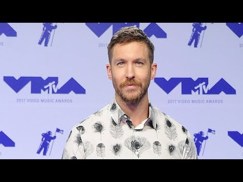 Calvin Harris SHADED Taylor Swift's Video Premiere At 2017 MTV VMAs By Doing THIS