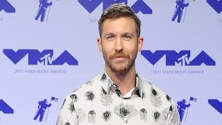 calvin harris shaded taylor swifts video premiere at 2017 mtv vmas by doing this