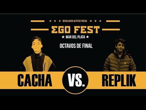 CACHA VS REPLIK