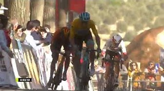 Jakob Fuglsang streaks to his second stage win at Ruta del Sol