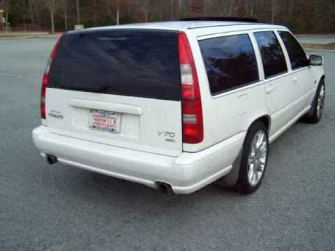 1998 v70 awd with 3 straight pipes youtube. Black Bedroom Furniture Sets. Home Design Ideas