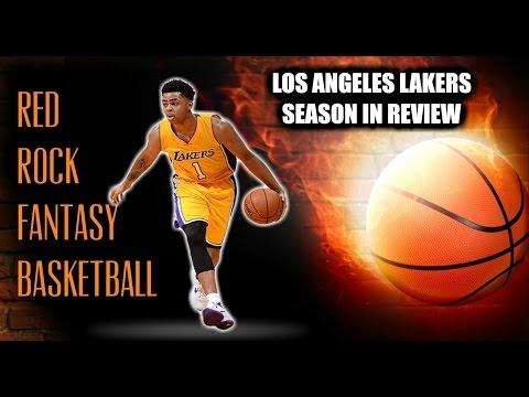 Los Angeles Lakers Season In Review