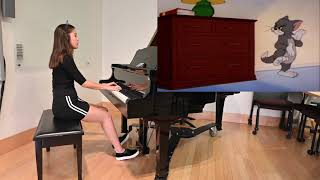 Yannie Tan plays Tom and Jerry - Dr. Jekyll and Mr. Mouse