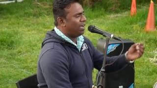 Ganga Addara Song in 8 different voices - Nilantha Siri Pathirana