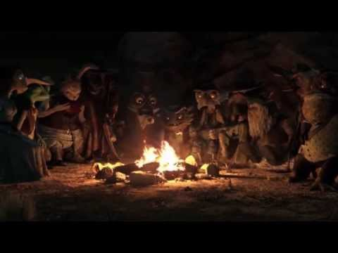 Spirit of the West - Rango Campfire Scene