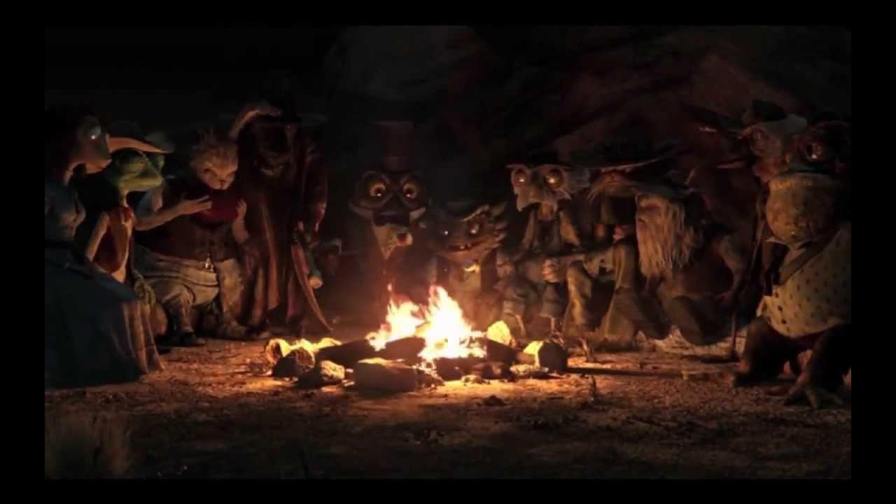 Spirit Of The West - Rango Campfire Scene - Youtube-7258