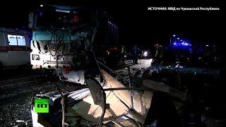 В Чувашии объявлен траур по погибшим в аварии