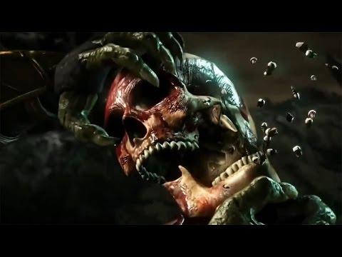 Mortal Kombat X Pelicula Completa Español