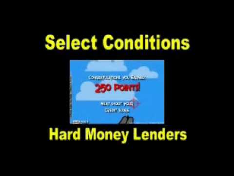 New Jersey hard money loans