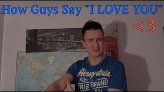 How Guys Say