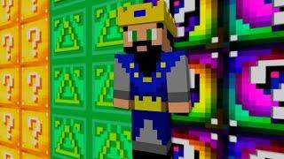 COMBO Lucky Blocks | REY AZUL Clash Royale | Desafío de la Suerte Especial - #199