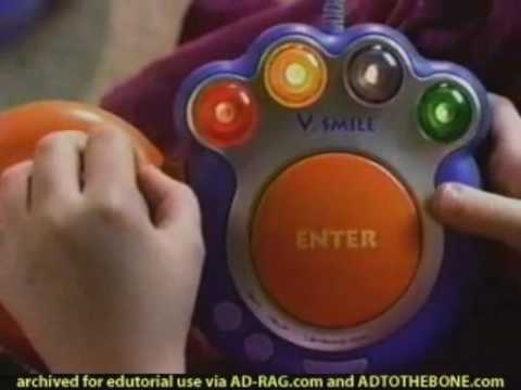 Vtech Vsmile Play Your Video Games Youtube
