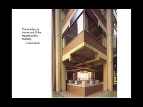John Lobell Louis Kahn's Philosophy