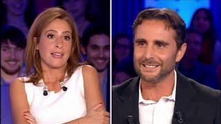 Vif échange entre Léa Salamé et Hervé Falciani #ONPC