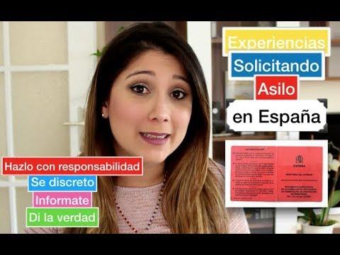 Solicitud de asilo en España / Relatos / Consejos / Mi opinión.