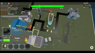 Just some TDS (Roblox Tower defense simulator) In Cybercity!
