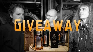 Axel Ritt dunks Marcus' wood in Grave Digger Whisky - with GIVEAWAY!