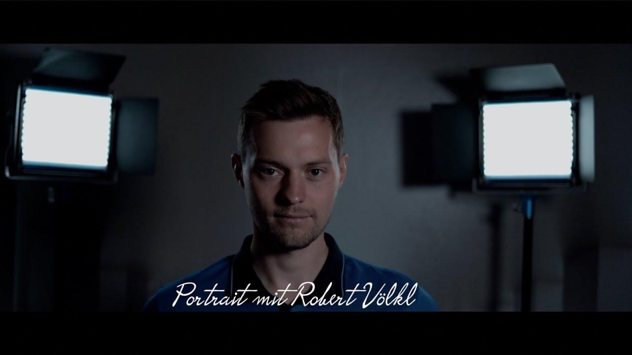 Portrait mit Robert Völkl vom SV Grödig