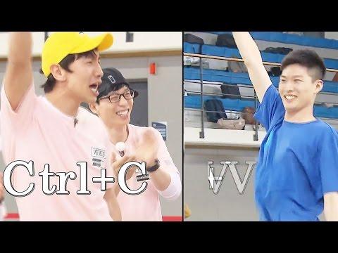 Lee Kwang Soo, meets descendant of mosquito dance! 《Running Man》런닝맨 EP433