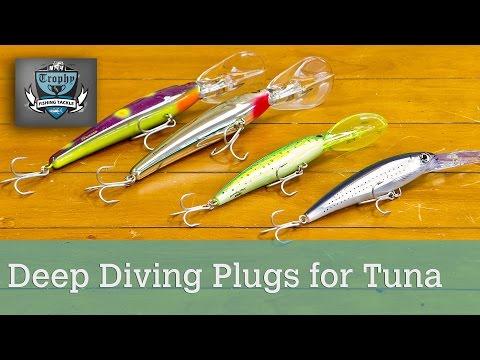 Deep Diving Plugs For Tuna