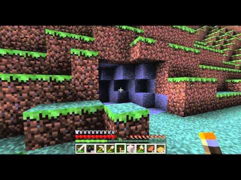 прохождение игры Minecraft №4 Дом, милый дом