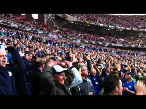 Cardiff City v Liverpool (Cardiff Do The Ayatollah)