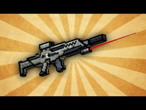Pixel Gun 3D - Secret Forces Rifle [Review]