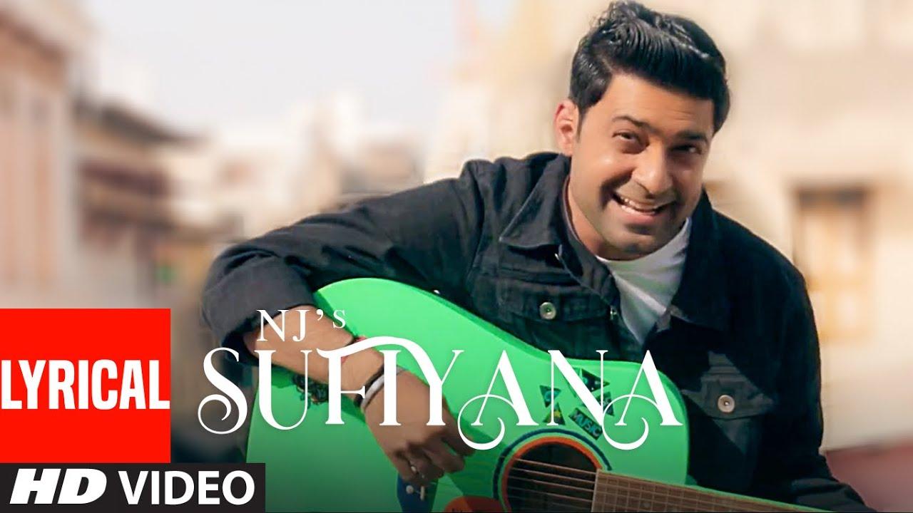 New Punjabi Songs 2021   Sufiyana (Full Lyrical Song) Neeraj Joshi   Latest Punjabi Songs 2021