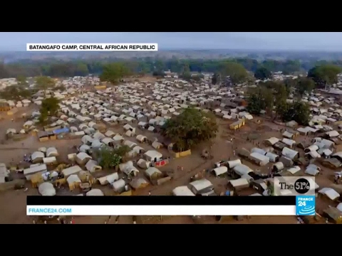 The 51% - Refugees from Central African Republic face incredible risk
