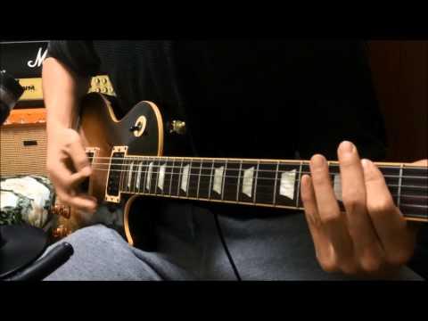 (ギター解説)MAN WITH A MISSION - Dive(How to play)part1
