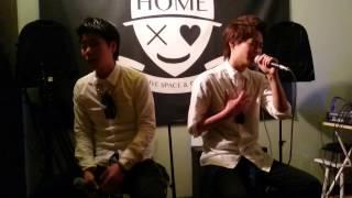song for  Diamante 2015 乗松一輝 5/4 心斎橋「HOME」