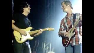Victor & Leo - Solo de guitarra e Borboletas (Trecho)