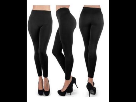 aa1cae26ab553 Amazing Anti-Cellulite Waist Tummy Control Slim and Tone Legging ...